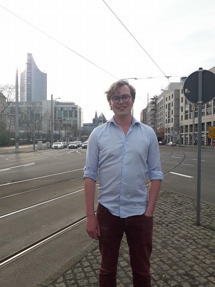 Casper in Leipzig