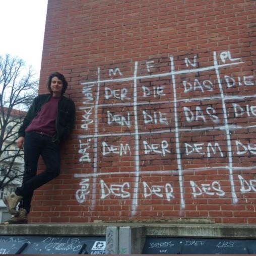 Joost in Berlijn