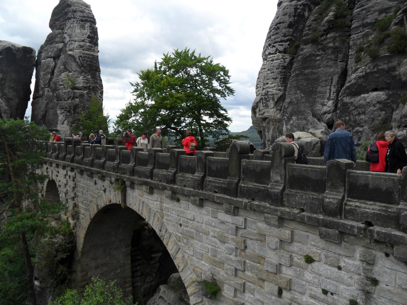 Een dagje Sächsische Schweiz (Foto: Alicia Suiker)
