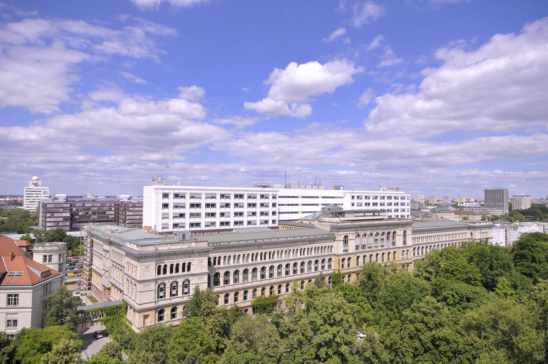 Technische Universität Berlin, hoofdgebouw © TU Berlin/Dahl