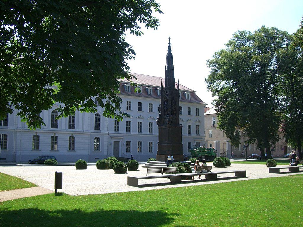 Ernst-Moritz-Arndt-Universität Greifswald, Hauptgebäude