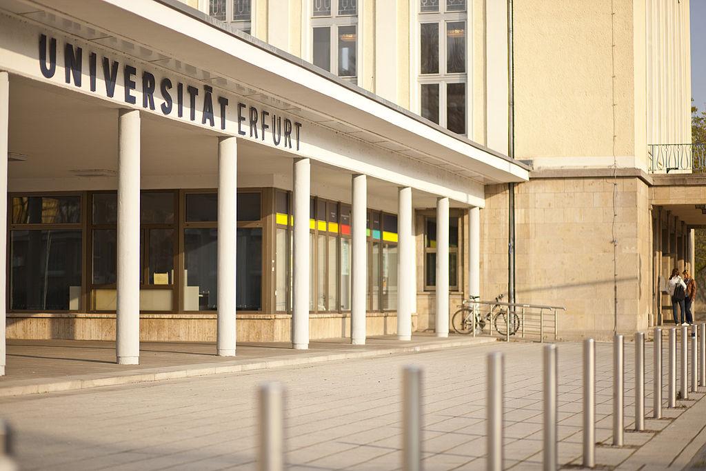 © Universität Erfurt